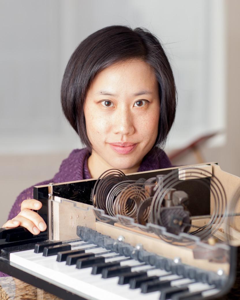 gong piano