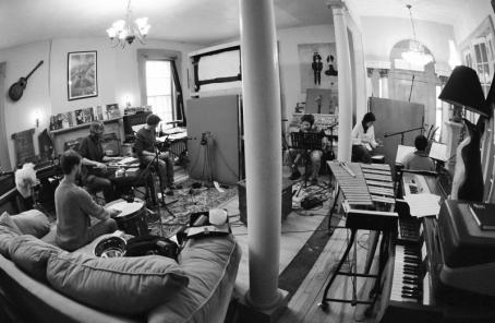 Recording at Old Soul Studios (Catskills, NY)